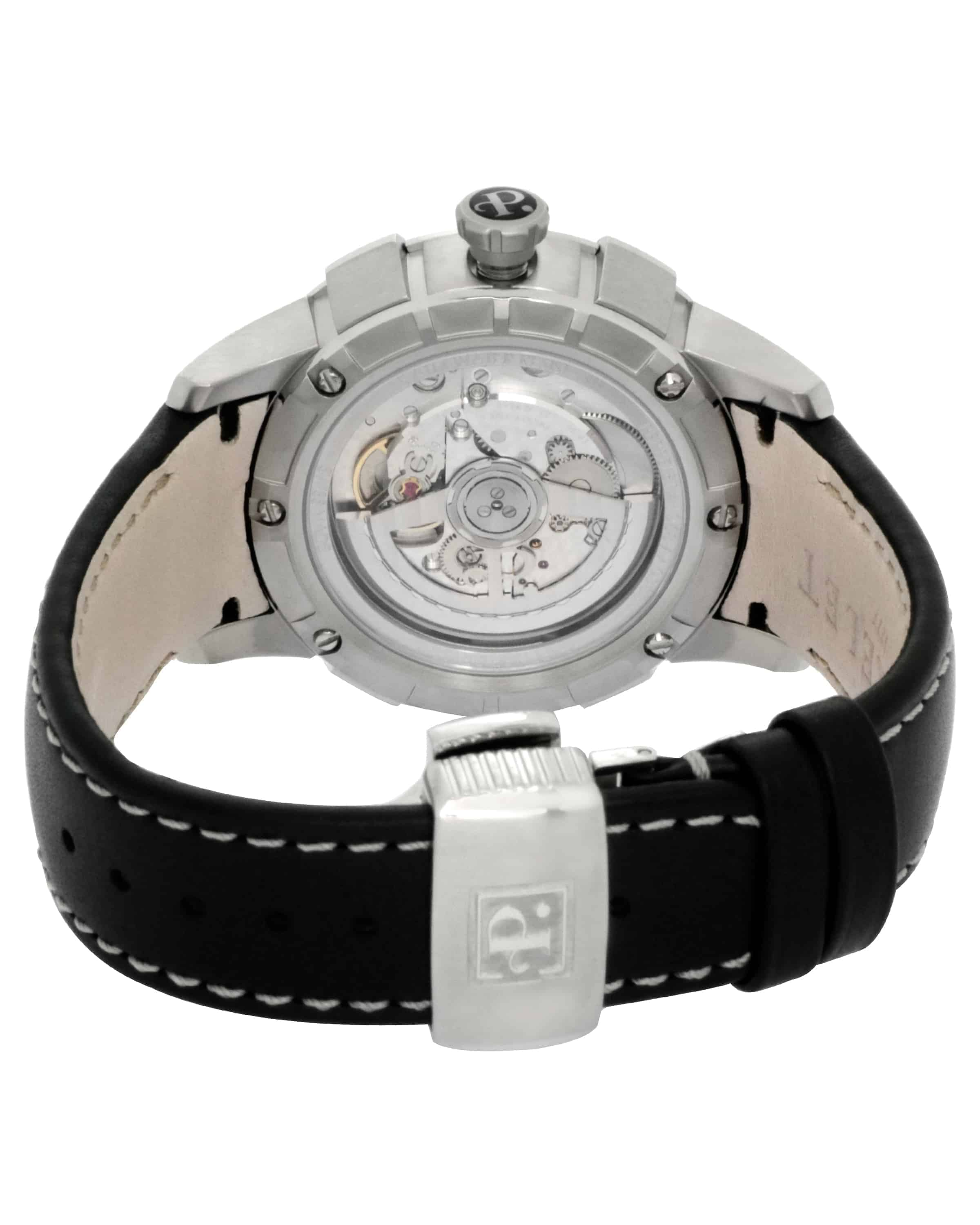 Perrelet Class-T Stainless Steel Automatic Men's Watch A1068/2