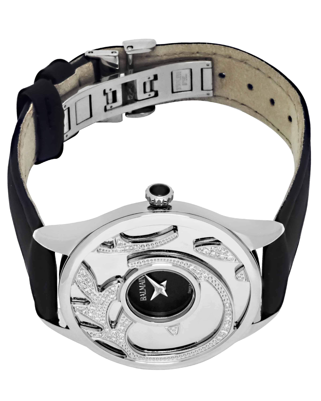 Balmain Elegance Arabesque Stainless Steel Quartz Ladies Watch B19153226