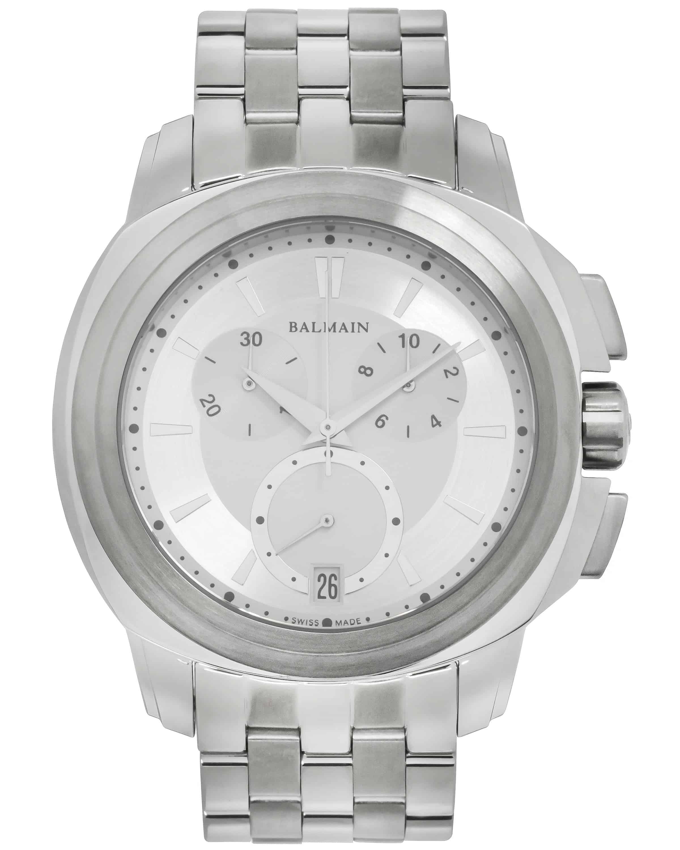 Balmain Madrigal Chrono Stainless Steel Quartz Men's Watch B53413324