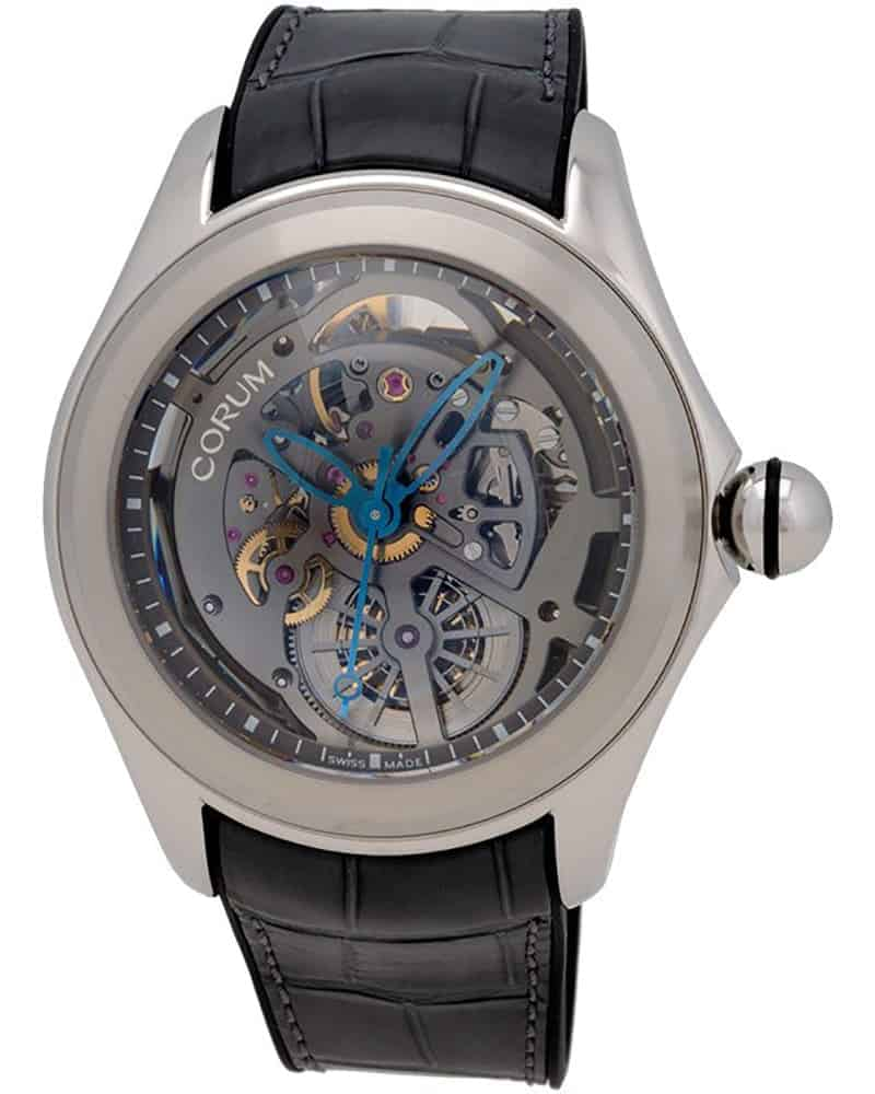 Corum heritage bubble squelette automatic watch sq19 for Corum watches