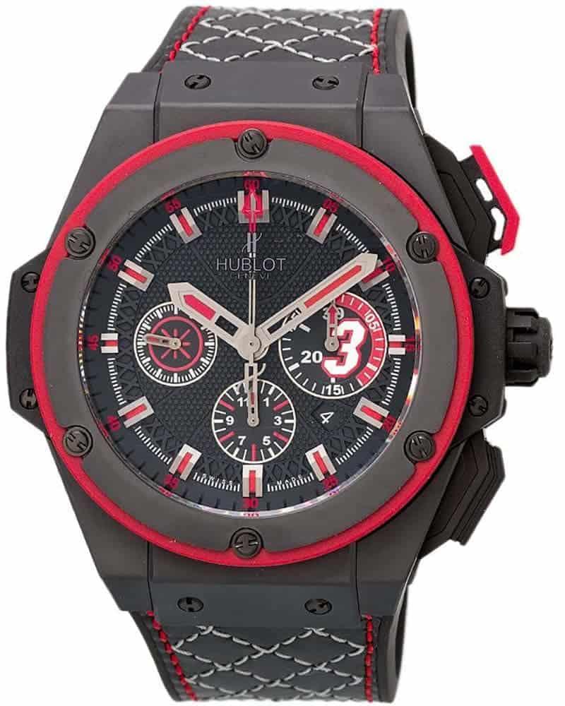 Hublot King Power Dwyane Wade Automatic Chrono Men's Watch 703.CI.1123.VR.DWD11