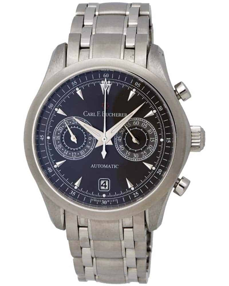 Carl F. Bucherer Manero CentralChrono Men's Watch – 00.10910.08.33.21