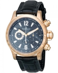 Jaeger-LeCoultre Master Compressor Chronograph 18K Rose Gold Men's Watch Q1752421