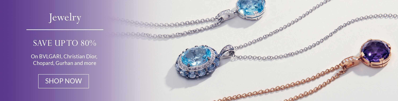 Jewelry 80%