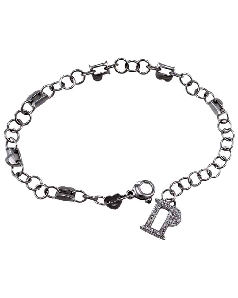 "PASQUALE BRUNI - ""Charm"" 18K White Gold Bracelet"
