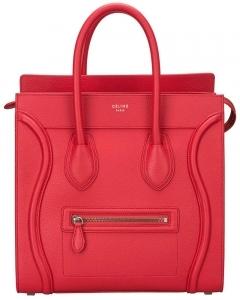 Celine Mini Luggage Handbag 165213SSA.27VL