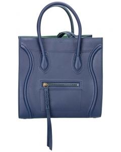 Celine Medium Luggage Phantom Handbag 169953UCA.07MI