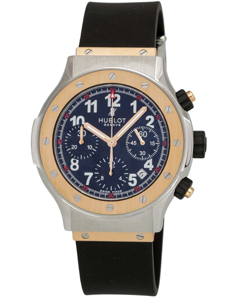 Hublot Super B Classic 18K/Steel Chronograph Men's Watch – 1926.7