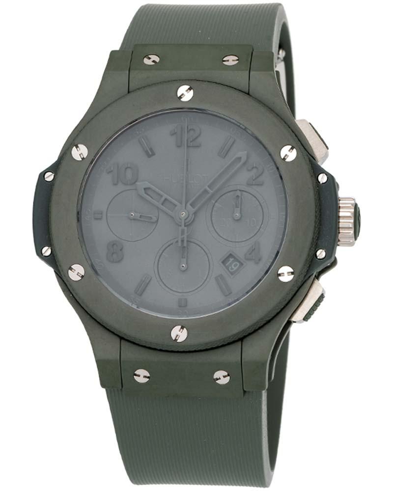 Hublot Big Bang Green Ceramic Chronograph LE Automatic Men's Watch – 301.GI.6290.RG