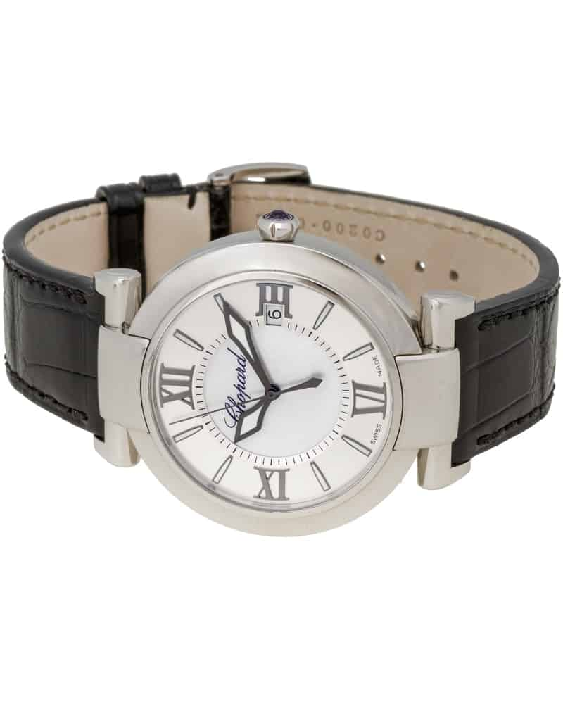Chopard imperiale 40mm automatic ladies watch 388531 3001 ebay for Watches 40mm