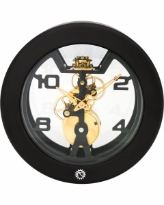 "MATTHEW NORMAN ""Wind"" Exclusive 8 Days Mechanical Movement, Swiss Made 17 Jewels Clock 50.3648.201"