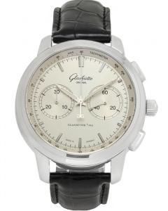 Glashutte Original Senator Chronograph XL Automatic Men's Watch – 39-34-21-42-04