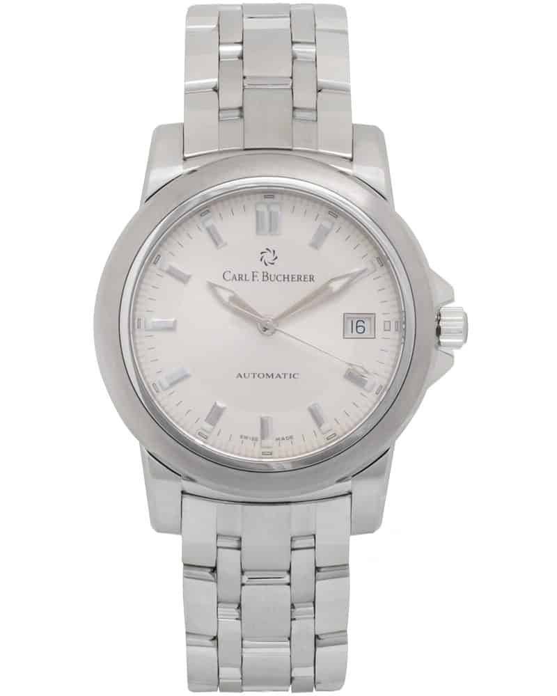 Carl F. Bucherer Patravi Autodate Men's Watch – 00.10617.08.13.21