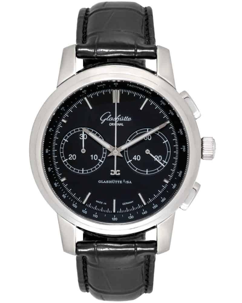 glashutte original senator chronograph xl automatic s