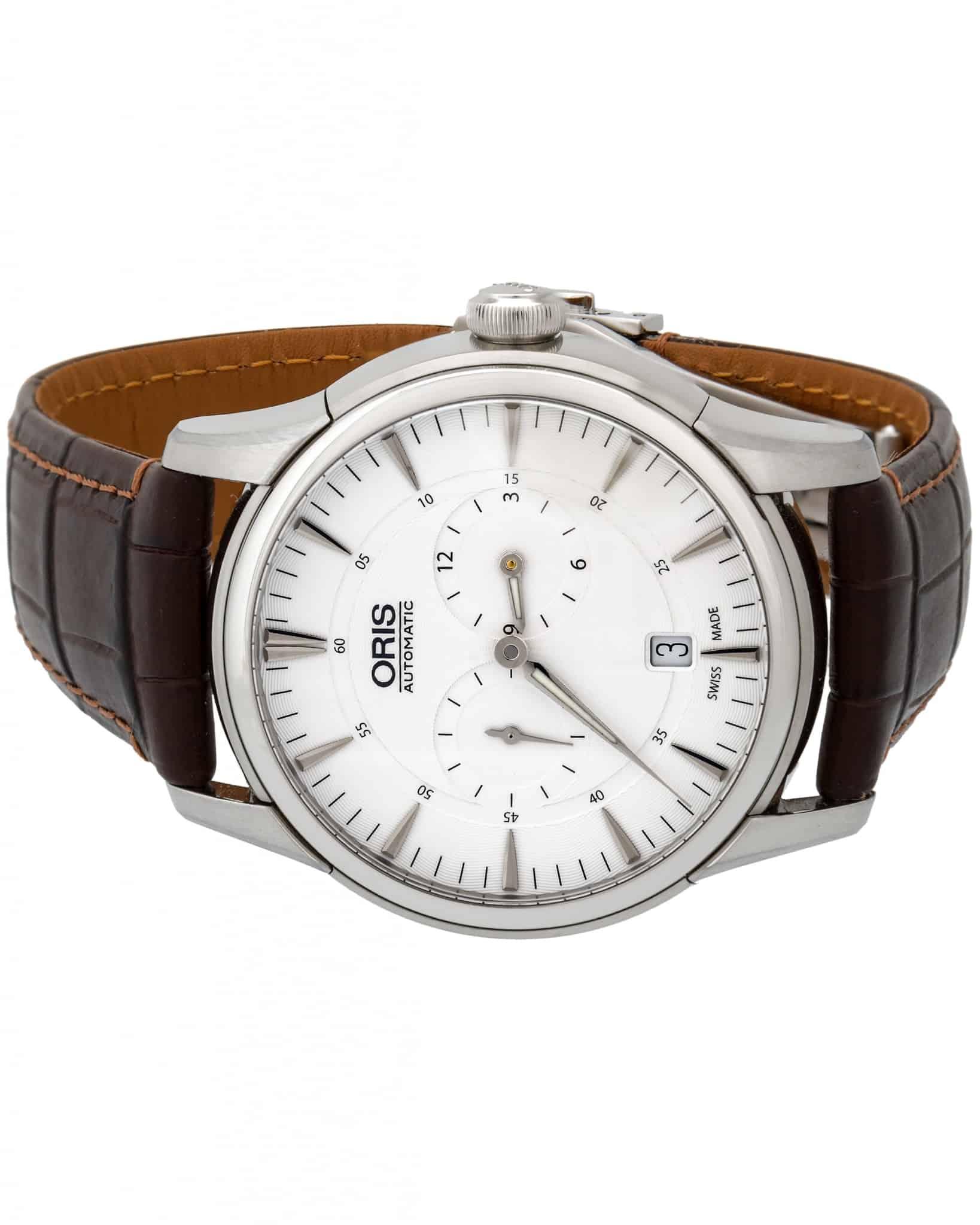 Oris Artelier Regulateur Automatic Men's Watch