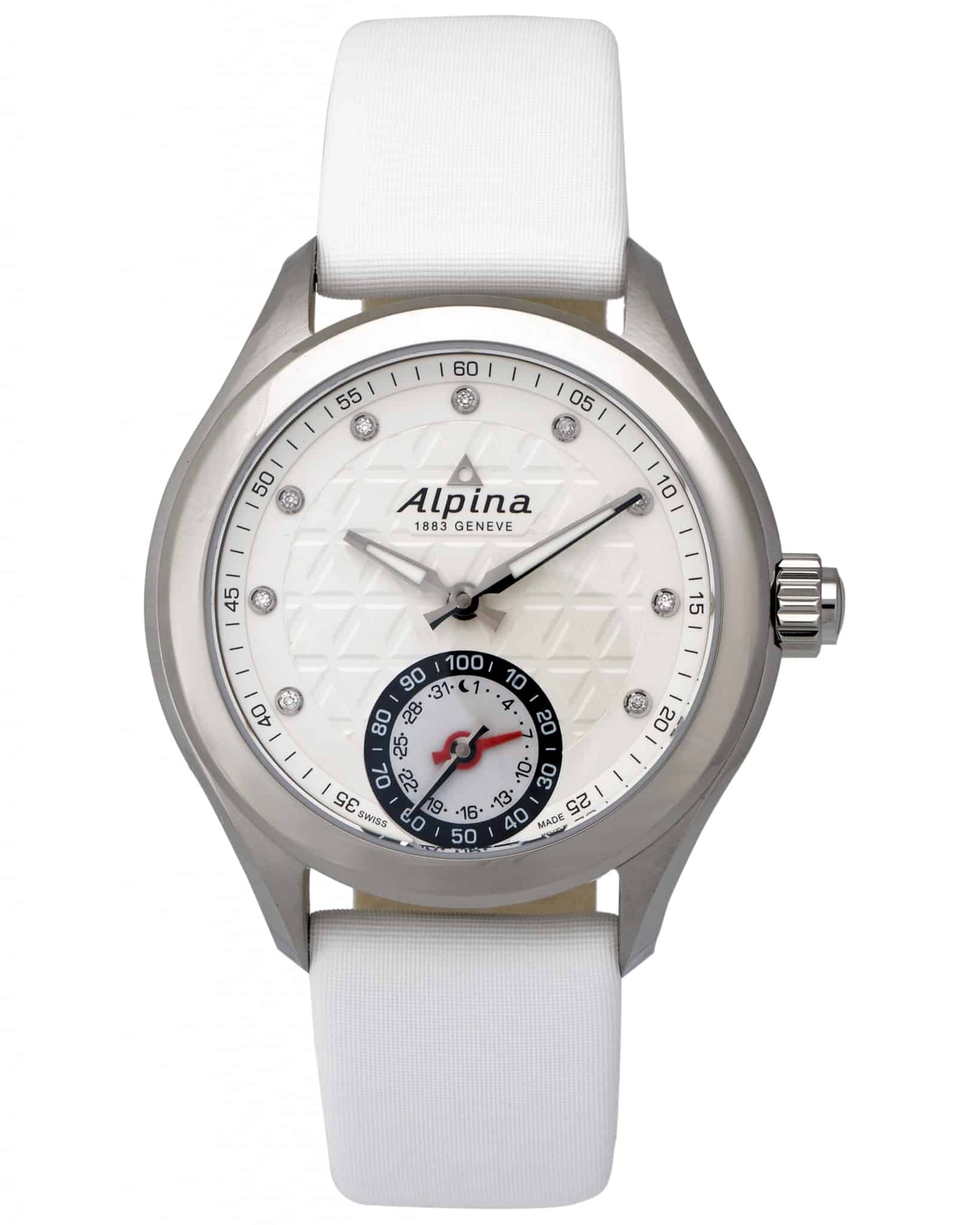 Alpina Ladies Horological Smartwatch – AL-285STD3C6
