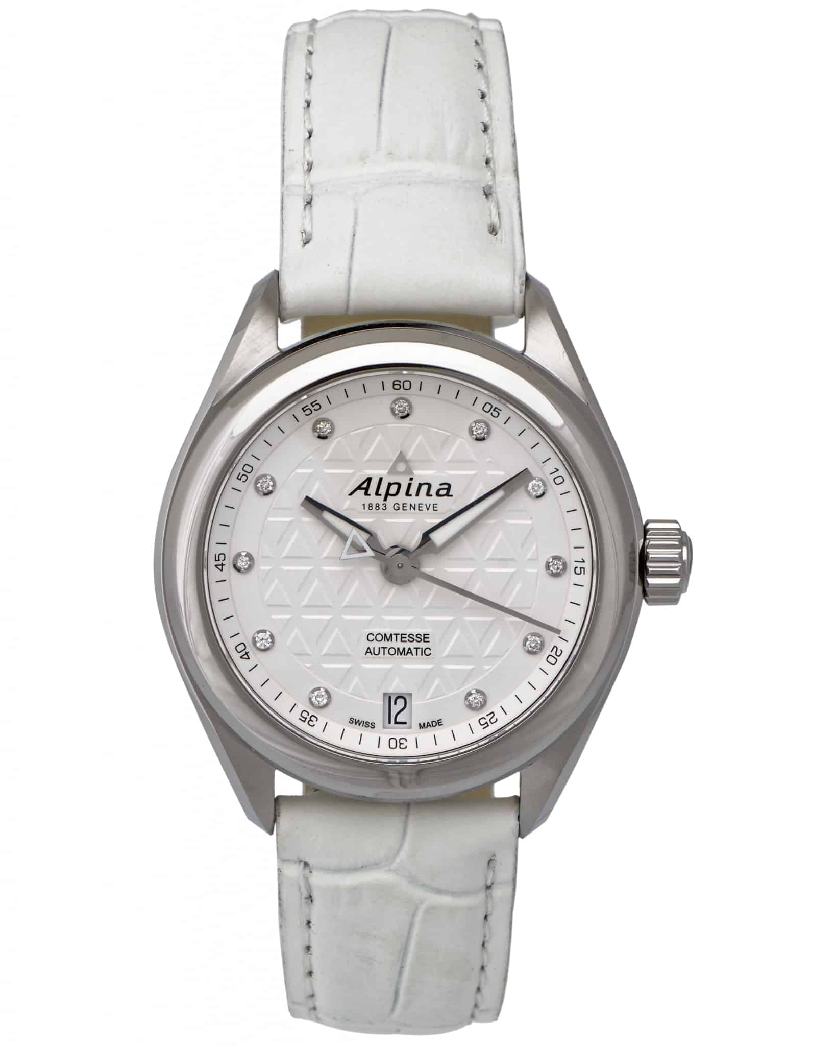 Alpina Comtesse Automatic Ladies Watch – AL-525STD2C6