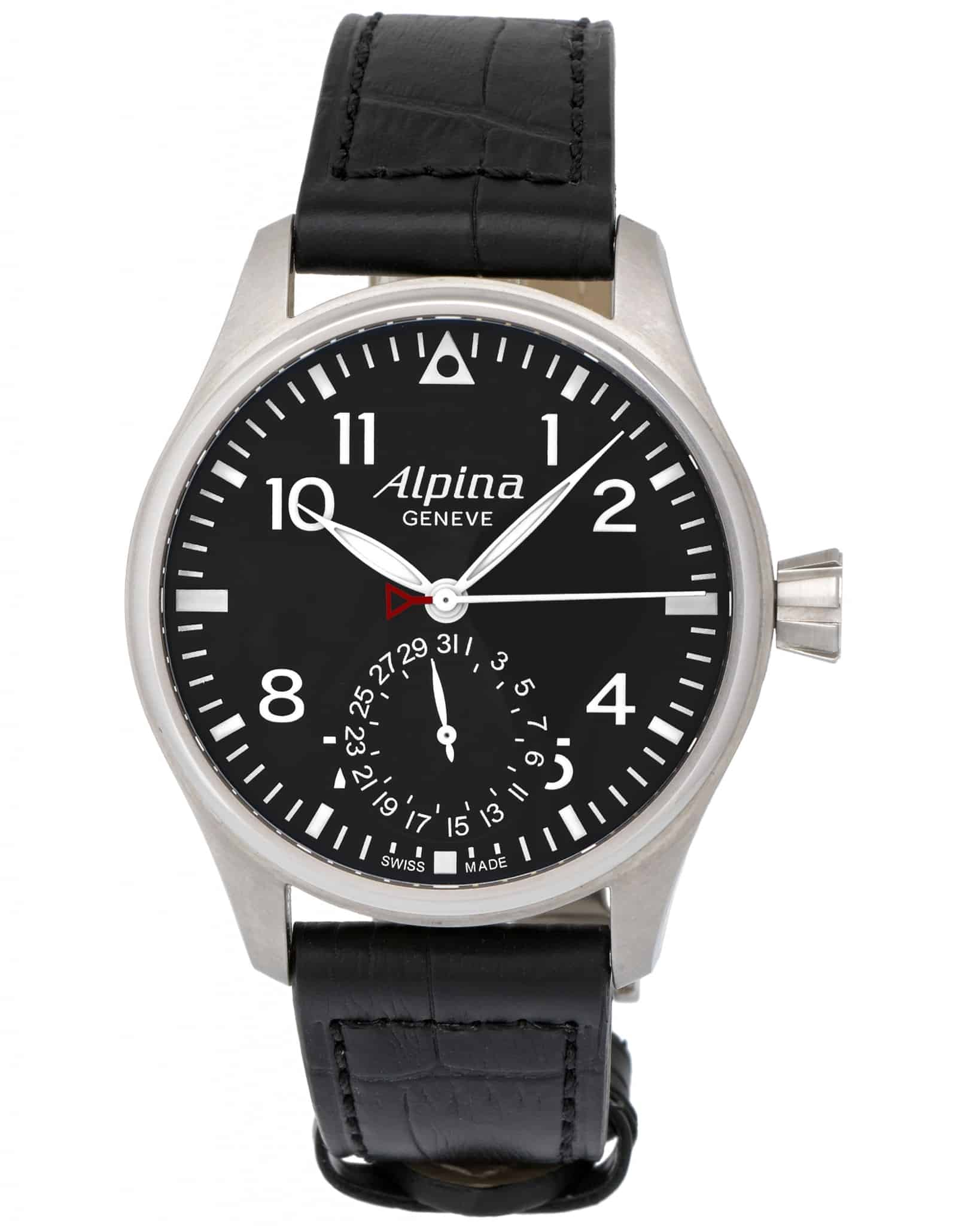 Alpina Startimer Pilot Automatic Men's Watch – AL-710B4S6