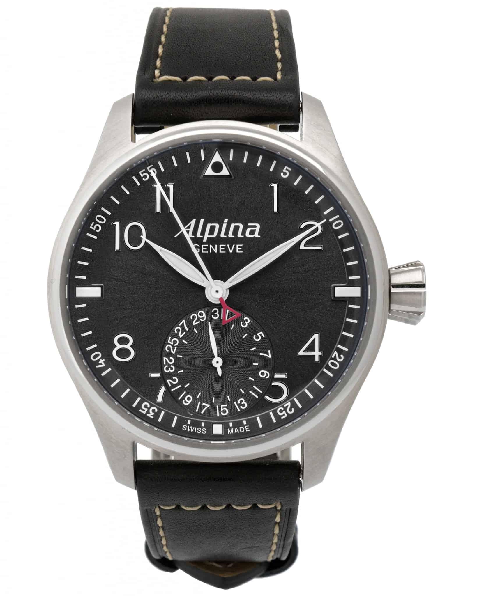 Alpina Startimer Pilot Automatic Men's Watch – AL-710G4S6