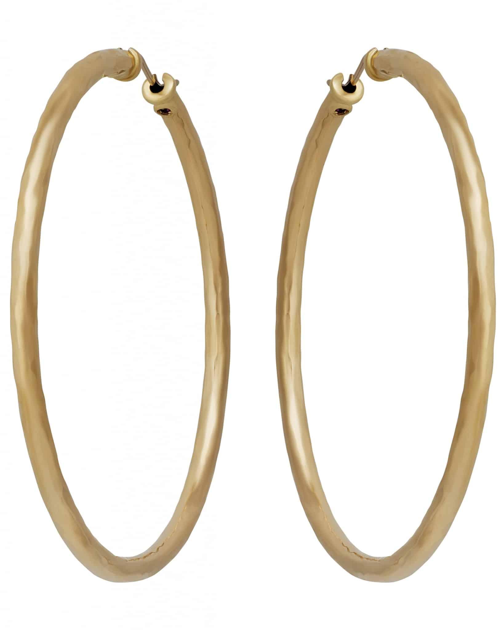 Roberto Coin – 18K Yellow Gold, Ruby Earrings AR295EA0420