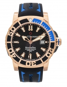 Carl F. Bucherer Patravi ScubaTec 18k Rose Gold Men's Watch – 00.10632.22.33.01