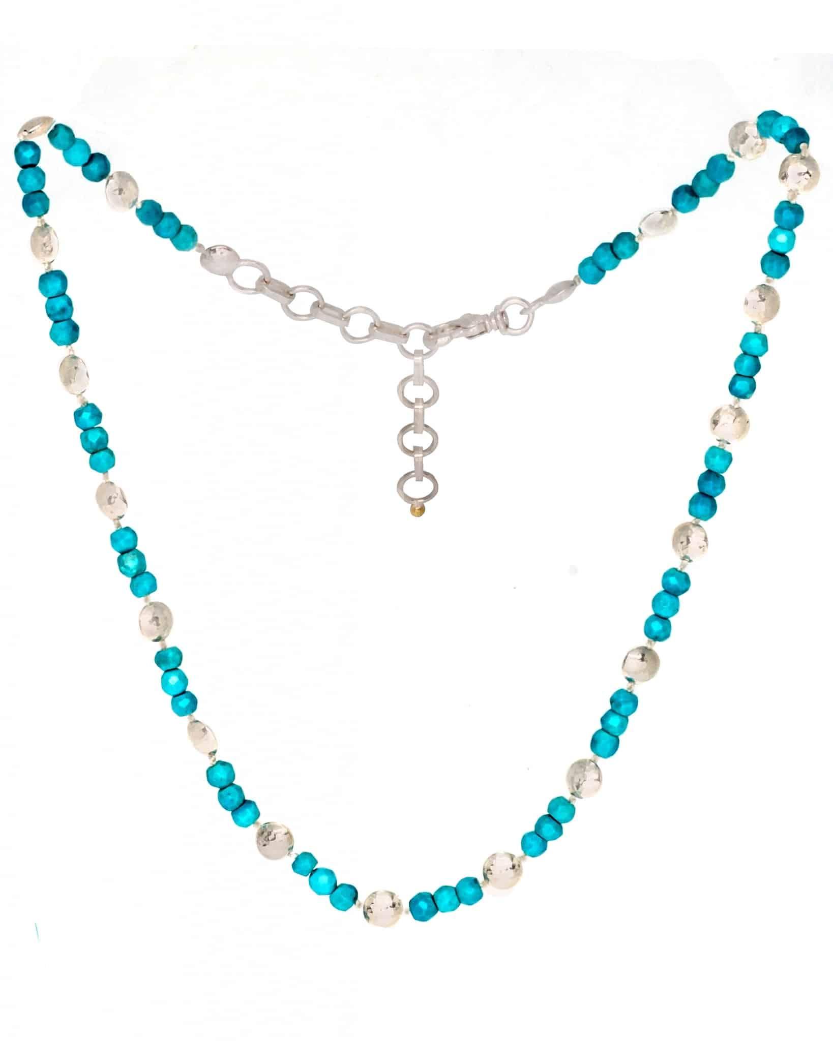GURHAN Single strand Jordan Hue Necklace SN-3TQ4LT7-AA-18