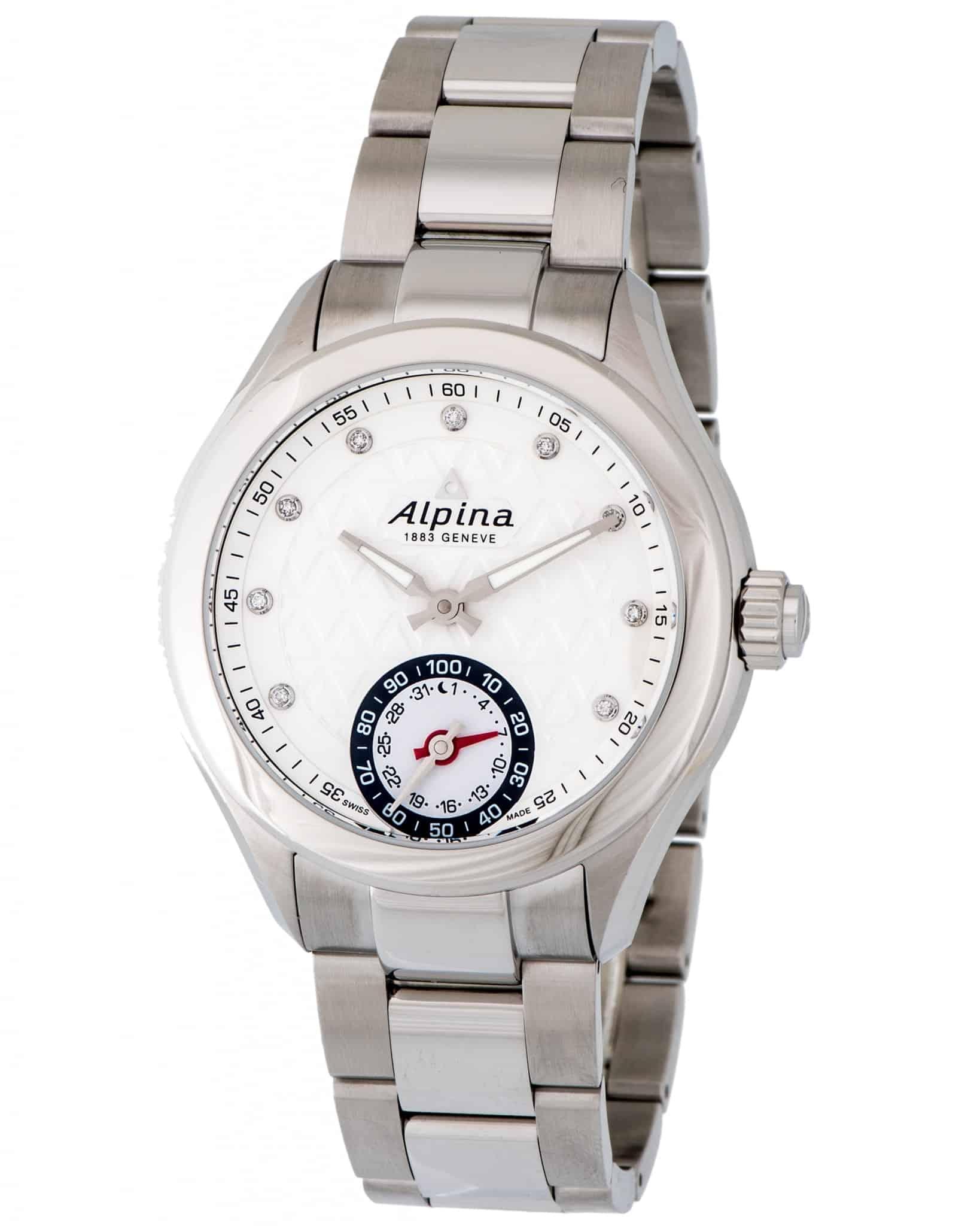 Alpina Ladies Horological Smartwatch – AL-285STD3C6B