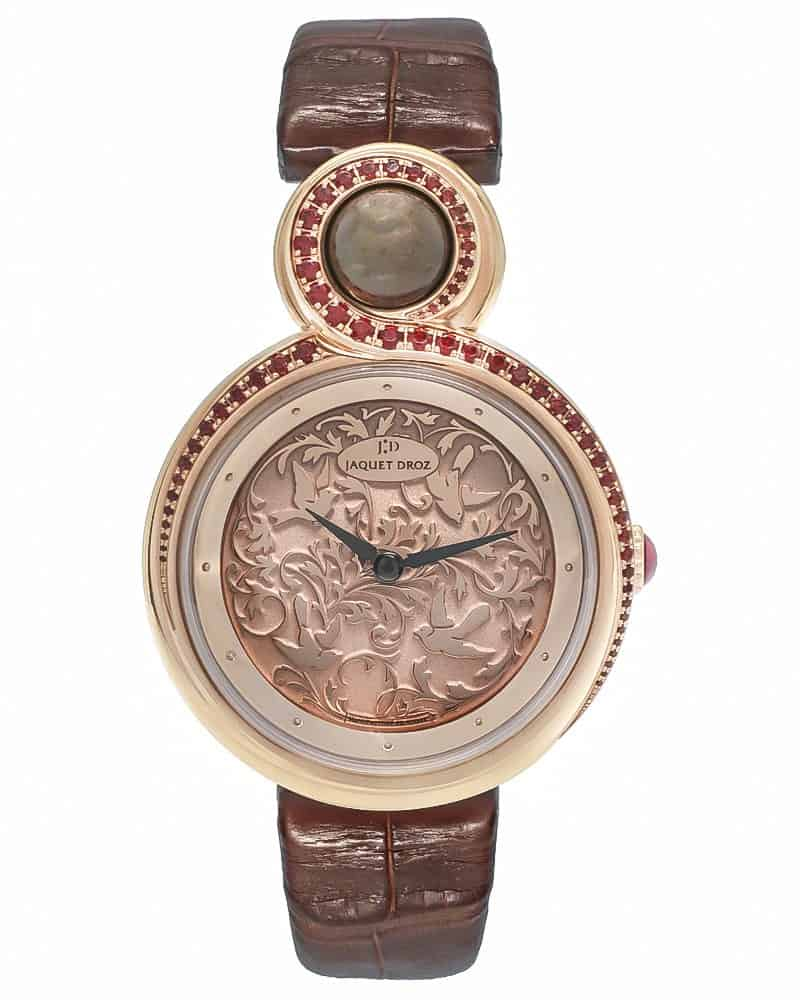 Jaquet Droz Lady 8 Art Deco Automatic Ladies Watch – J014503200