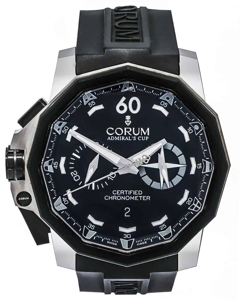 Corum Admirals Cup 50 LHS Chronograph Automatic Men's Watch 753.231.06/0371 AN12