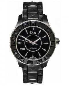 Dior Dior VIII Black Ceramic Automatic Ladies Watch CD1245E0C001
