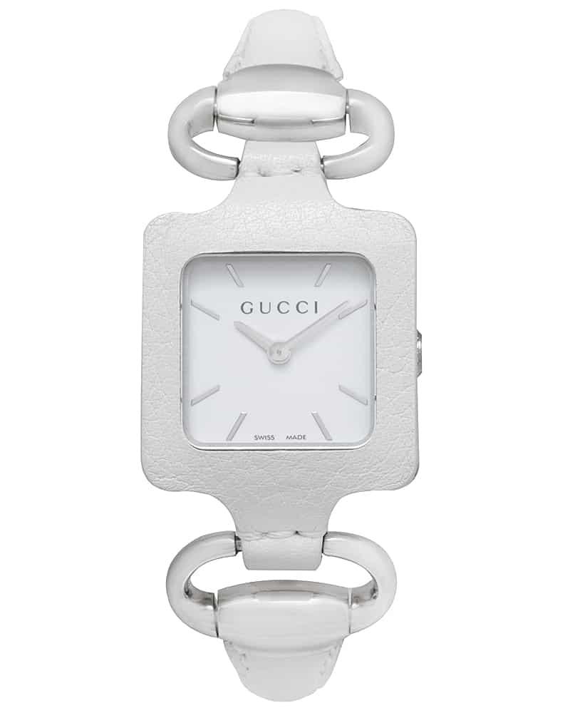 6c2d3ad581f ... Gucci 1921 Stainless Steel Quartz Ladies Watch YA130404. Sale!  YA130404 a  YA130404 c  YA130404 d  YA130404 b. YA130404 a