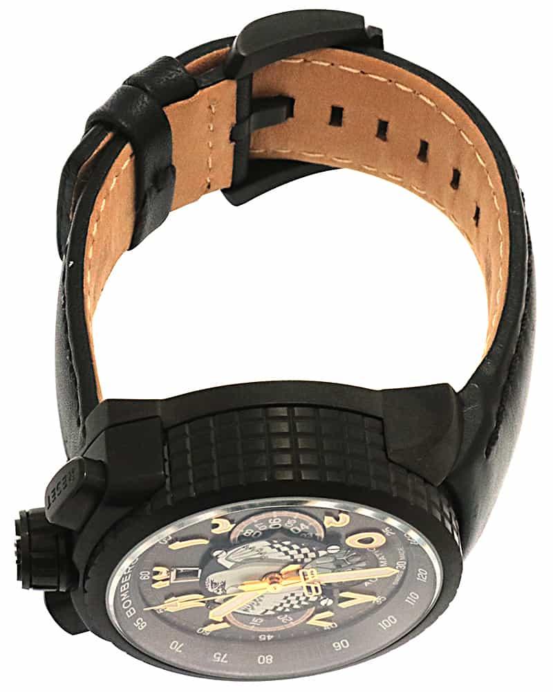 Bomberg Bolt 68 Falcon Chronograph Le Automatic Men's Watch BS47CHAPBA.025-1.3