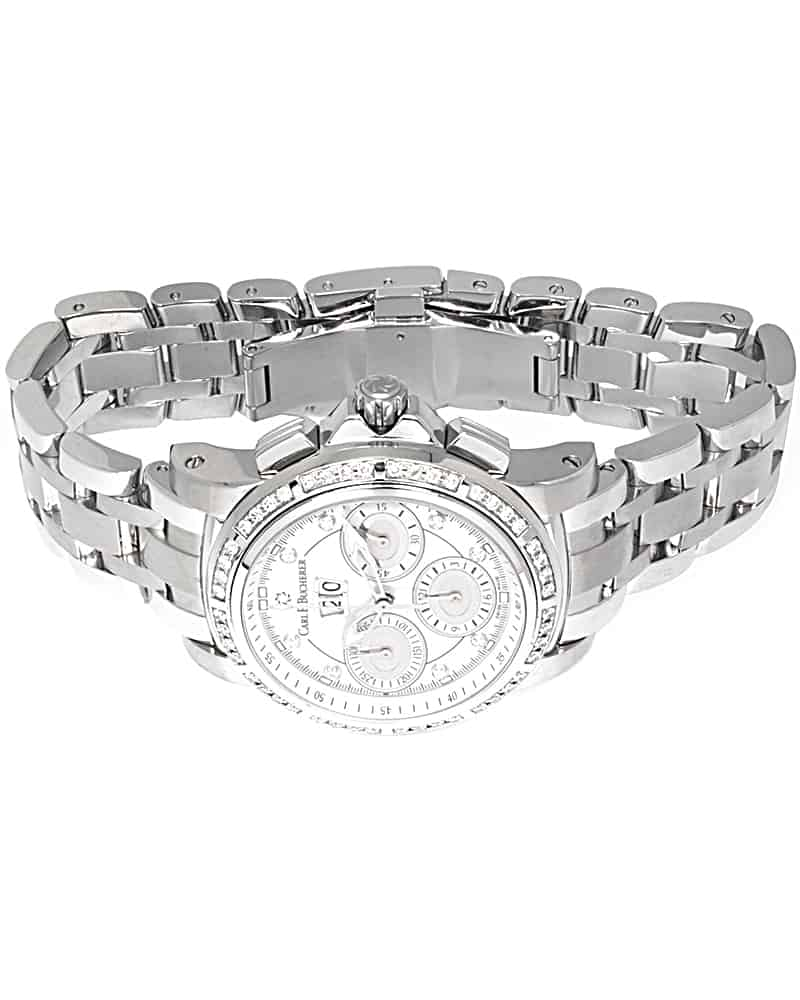 Carl F. Bucherer Patravi Diamond Chronodate Men's Watch-1