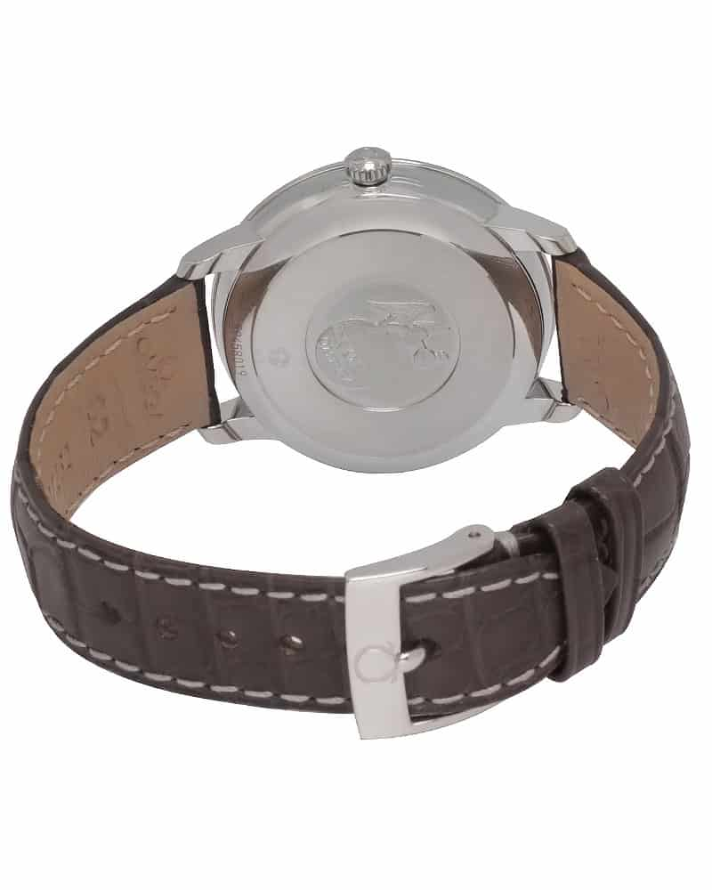 Omega De Ville Prestige Co Axial Diamond Automatic Ladies Watch 424.13.33.20.52.001