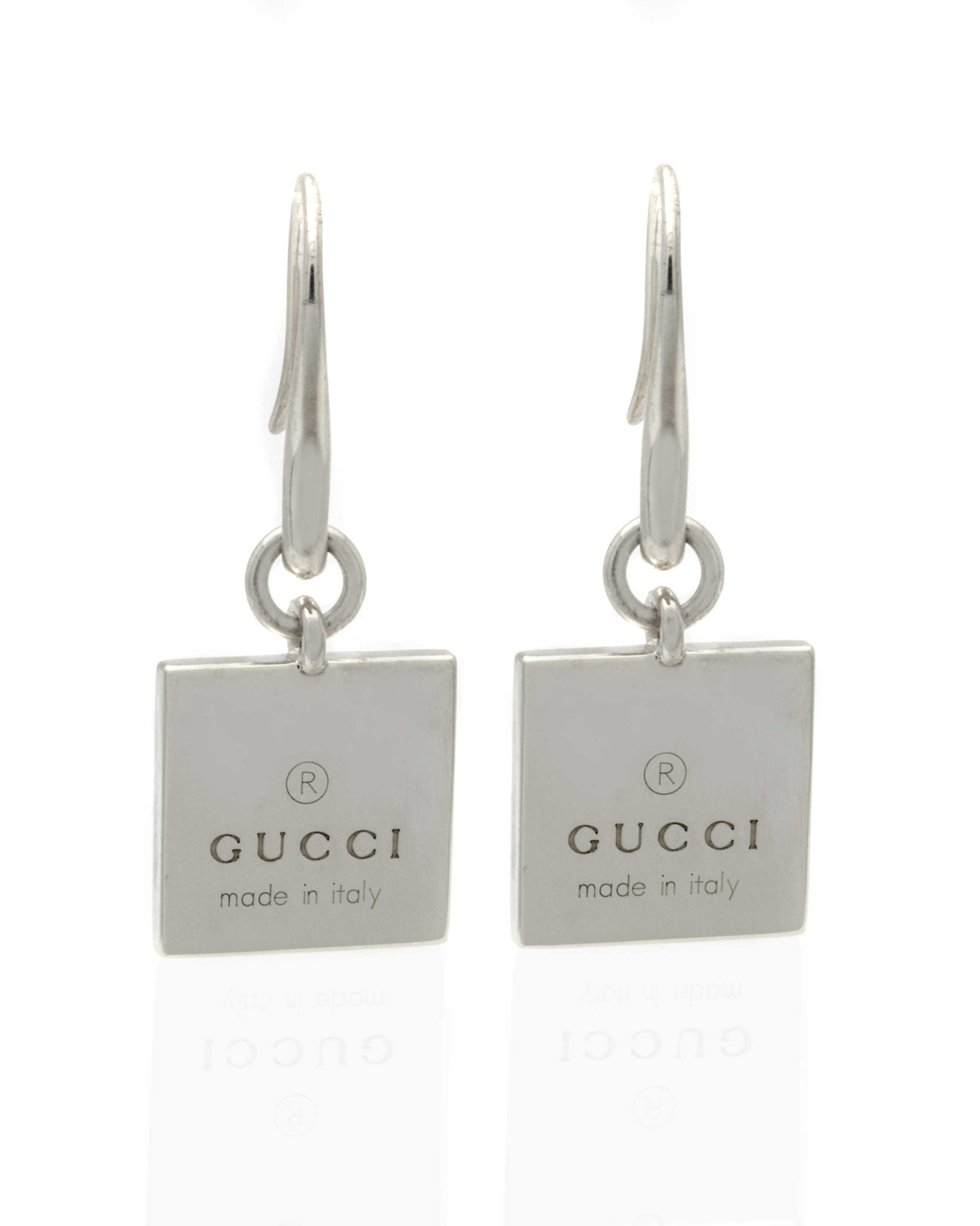 a0fa17562e8 ... Gucci Sterling Silver Drop Earrings YBD22399400100U. Sale!  YBD22399400100U a  YBD22399400100U c  YBD22399400100U b. YBD22399400100U a