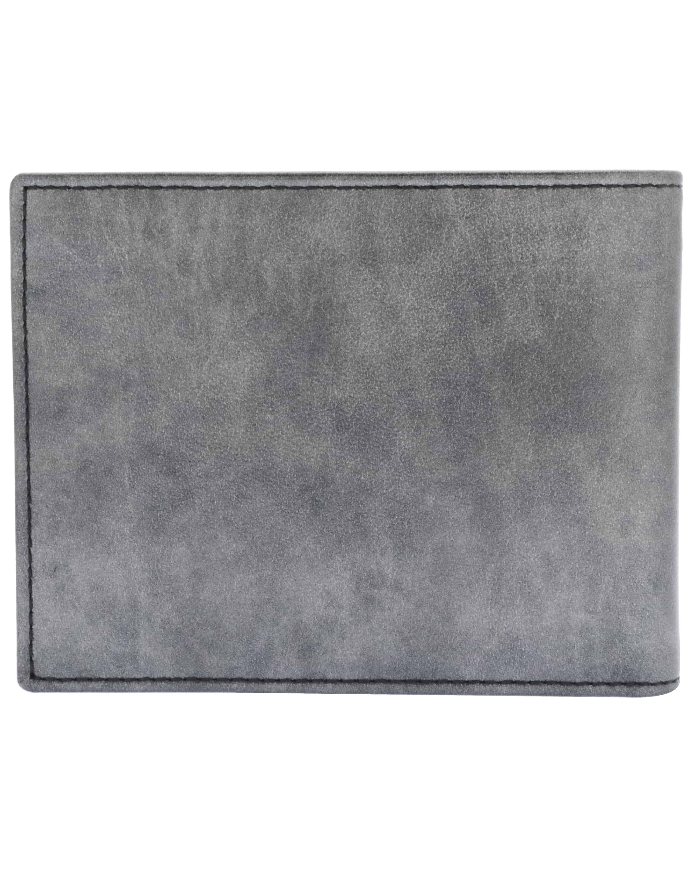 """S.T. Dupont - """"star Wars"""" Silver Leather Billfold - Retail $295.00 180251"""