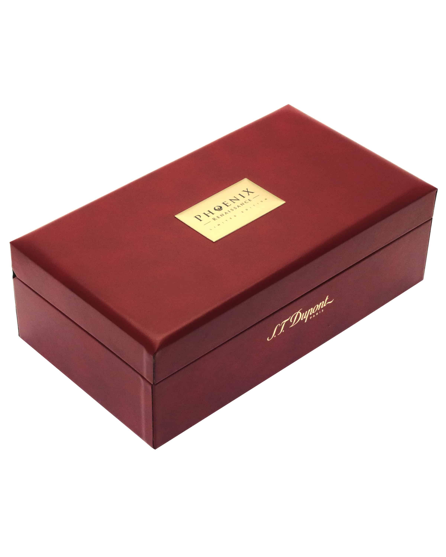 """S.T. Dupont """"Phoenix Renaissance"""" Fountain Pen Medium Msrp $3,665 241035"""
