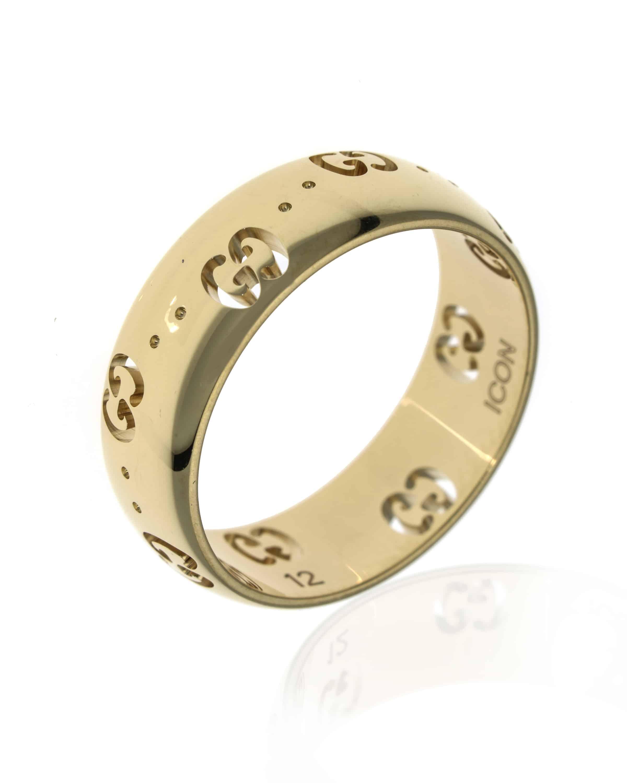 02f4db9f0 ... Gucci Icon 18k Yellow Gold Band ring Size 6. YBC2464700201. Sale!  YBC2464700201_a; YBC2464700201_c; YBC2464700201_b. YBC2464700201_a