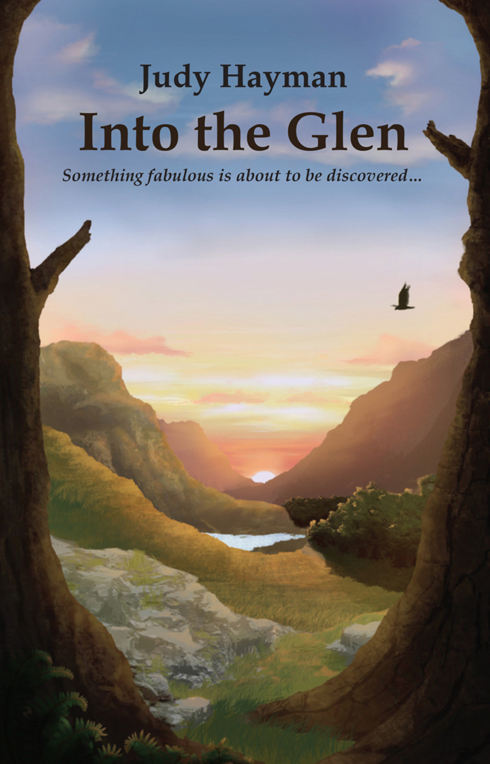 Book cover for Into the Glen a book by Judy  Hayman