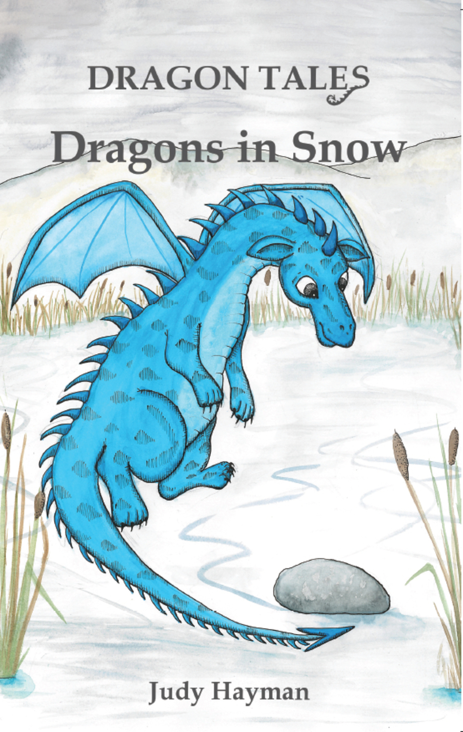 Book cover for Dragons in Snow a book by Caroline  Wolfe-Murray, Judy  Hayman
