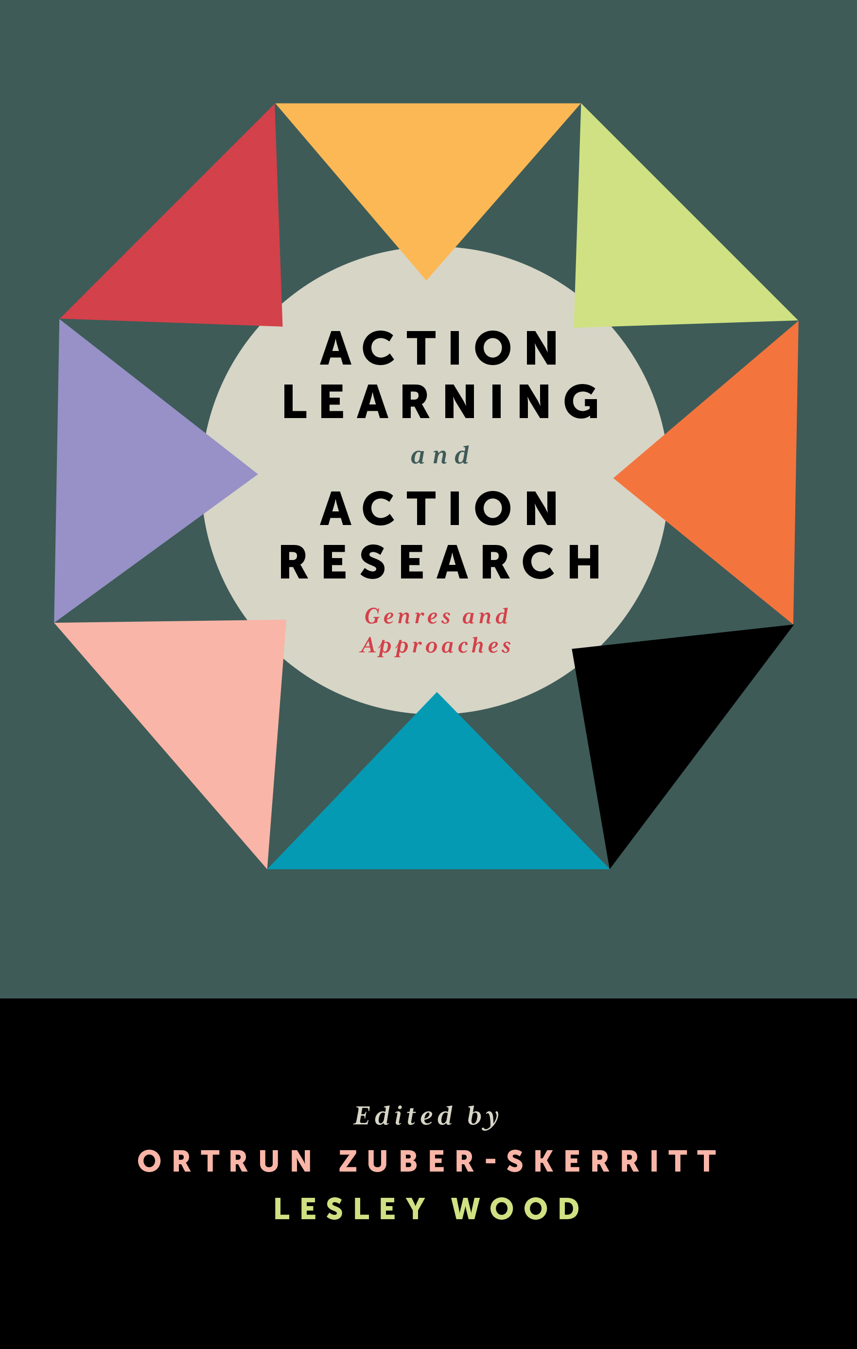 Book cover for Action Learning and Action Research:  Genres and Approaches a book by Lesley Wood, Ortrun Zuber-Skerritt