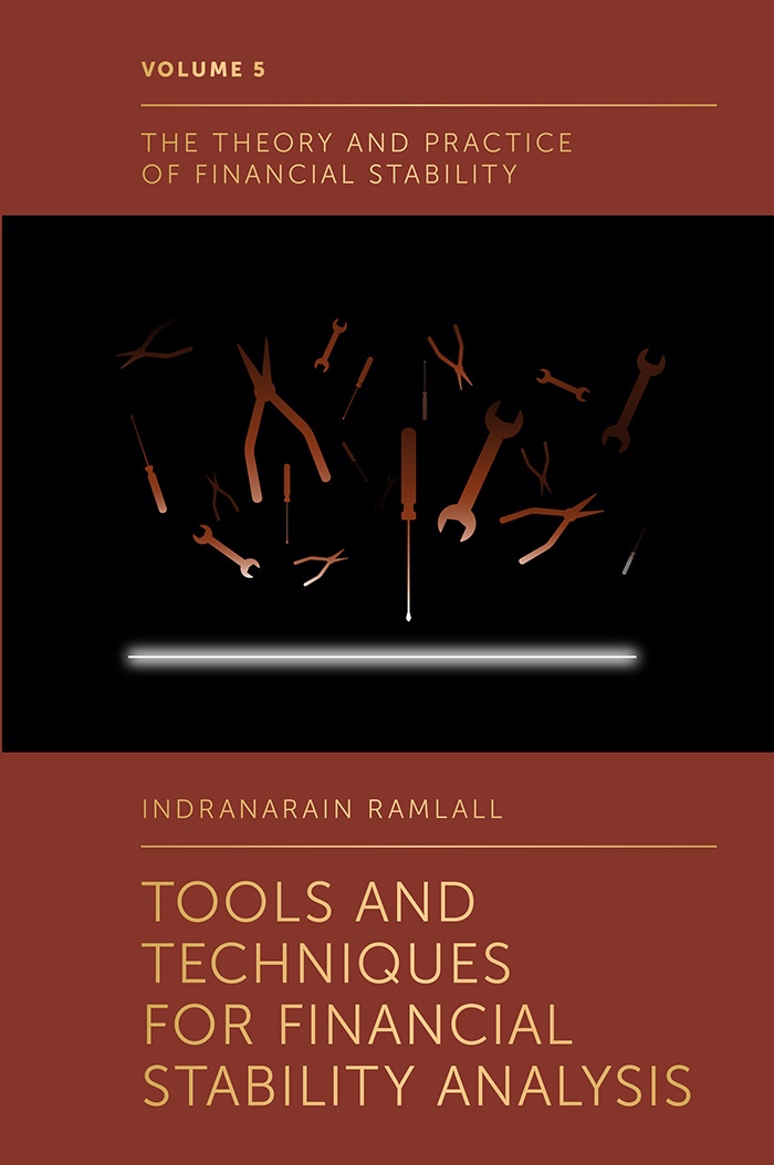 Book cover for Tools and Techniques for Financial Stability Analysis a book by Indranarain  Ramlall