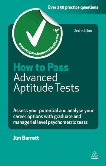 Book cover for How to Pass Advanced Aptitude Tests:  Assess Your Potential and Analyse Your Career Opti a book by Jim  Barrett