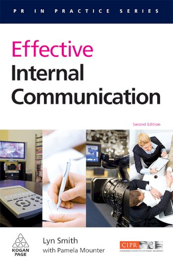 Book cover for Effective Internal Communication a book by Lyn  Smith, Pamela  Mounter
