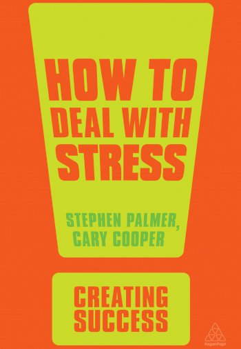 Book cover for How to Deal with Stress a book by Stephen  Palmer, Cary  Cooper