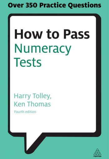 Book cover for How to Pass Numeracy Tests:  Test Your Knowledge of Number Problems, Data Interpretation Tests and Number Sequences a book by Harry  Tolley, Ken  Thomas