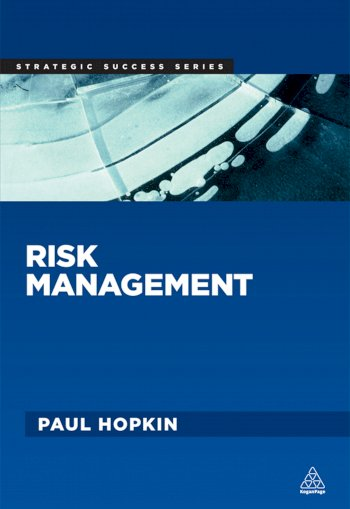 Book cover for Risk Management a book by Paul  Hopkin