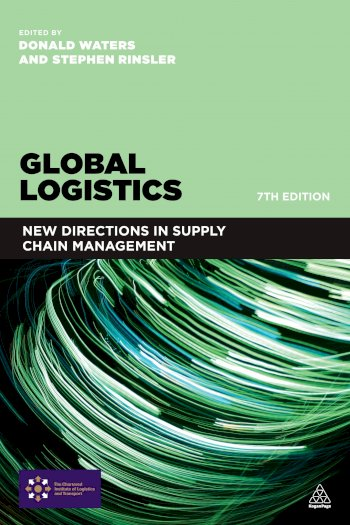 Book cover for Global Logistics:  New Directions in Supply Chain Management a book by Donald  Waters, Stephen  Rinsler