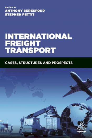Book cover for International Freight Transport:  Cases, Structures and Prospects a book by Anthony  Beresford, Stephen  Pettit