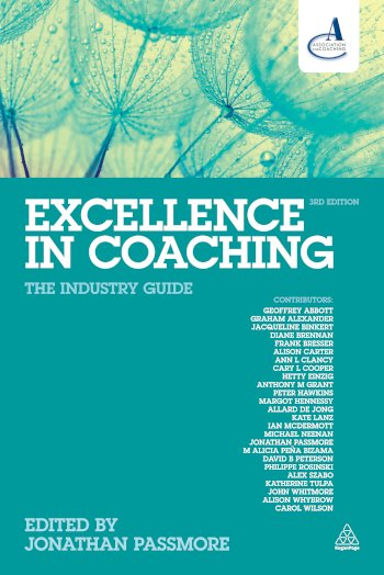 Book cover for Excellence in Coaching:  The Industry Guide a book by Jonathan  Passmore